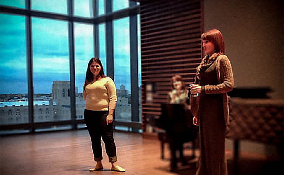 Vocal Coaching at Logan Center